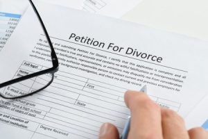 Divorce Filing in Collier County